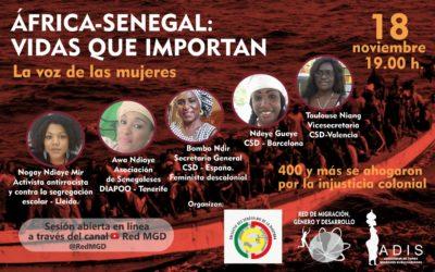 Africa- Senegal: Vidas que importan